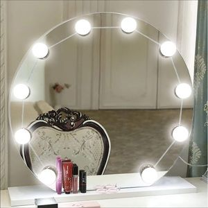 🎀 NEW Vanity Mirror Hollywood Lights🎀